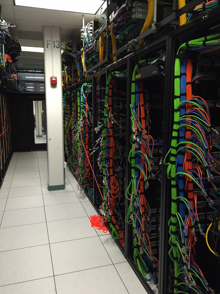 Data Center Solutions Interstate Technology Systems Wiring Its Cabling Is An Arizona Based Company With Over 30 Years In The Communications Industry We Have Designed And Implemented